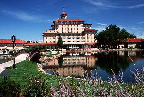 The Broadmoor Hotel - Hotels/Accommodations, Ceremony Sites - Broadmoor, Colorado Springs, CO, Colorado Springs, CO, US