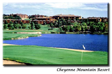 Cheyenne Mountain Resort - Hotels/Accommodations, Reception Sites - 3225 Broadmoor Valley Road, Colorado Springs, CO, United States