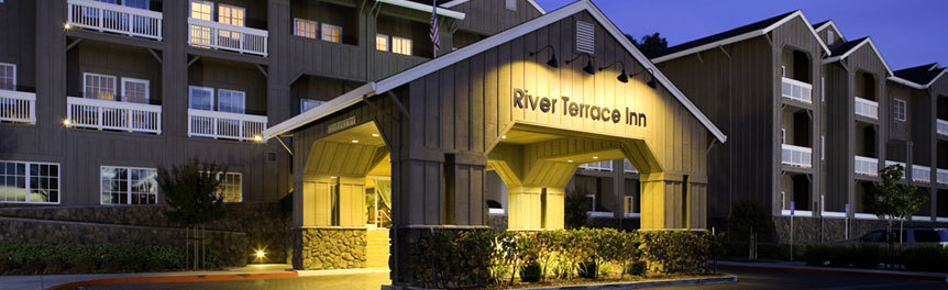 River Terrace Inn - Hotels/Accommodations, Restaurants - 1600 Soscol Avenue, Napa, CA, USA