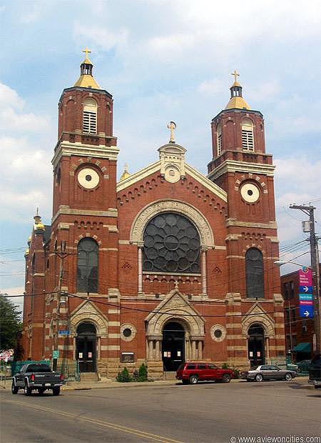 St.stainislaus Church - Ceremony Sites - 9 Eld St, New Haven, CT, 06511, US