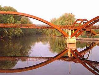 The Tridge - Attractions/Entertainment - The Tridge, Midland, Michigan, US