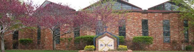 Saint Pius X Church - Ceremony Sites - 1727 S 75th E Ave, Tulsa, OK, 74112