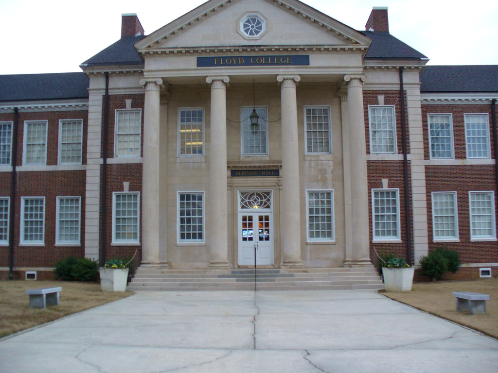Georgia Highlands College - Reception Sites - 415 E 3rd Ave, Rome, GA, 30161