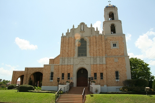 Cathedral Of The Immaculate Conception - Ceremony Sites - 423 S Broadway Ave, Tyler, TX, 75702, US