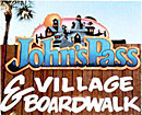 John's Pass Boardwalk - Attraction - 150 Johns Pass Boardwalk, Madeira Beach, FL, 33708