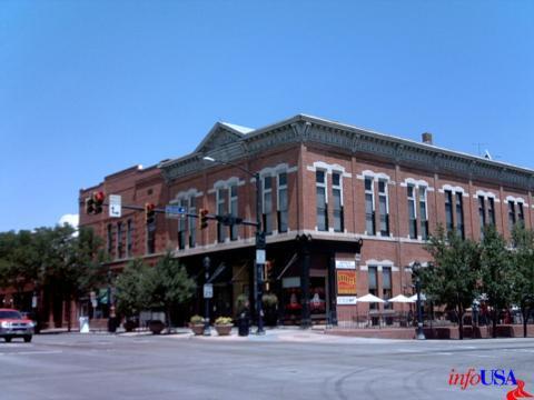 Shorty's Bbq - Reception Sites - 300 Main St, Longmont, CO, 80501, US