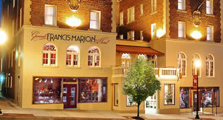 General Francis Marion Hotel - Hotels/Accommodations, Restaurants - 107 E Main St, Marion, VA, 24354, US