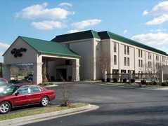 Hampton Inn Abingdon - Hotel - 340 Commerce Dr, Abingdon, VA, United States