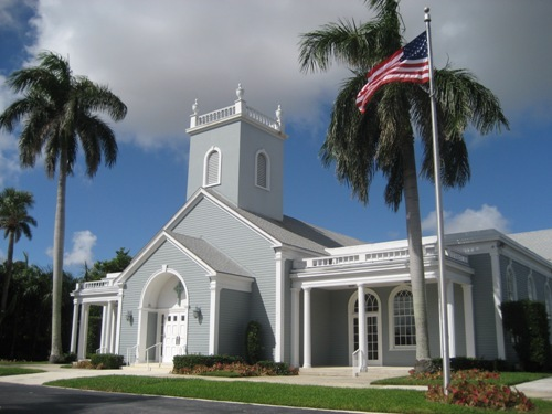 Royal Poinciana Chapel - Ceremony Sites - 60 Cocoanut Row, Palm Beach, FL, United States