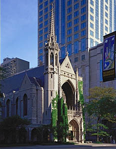 4th Presbyterian Church - Ceremony Sites, Attractions/Entertainment - N Michigan Ave & E Delaware Pl, Chicago, IL, 60611