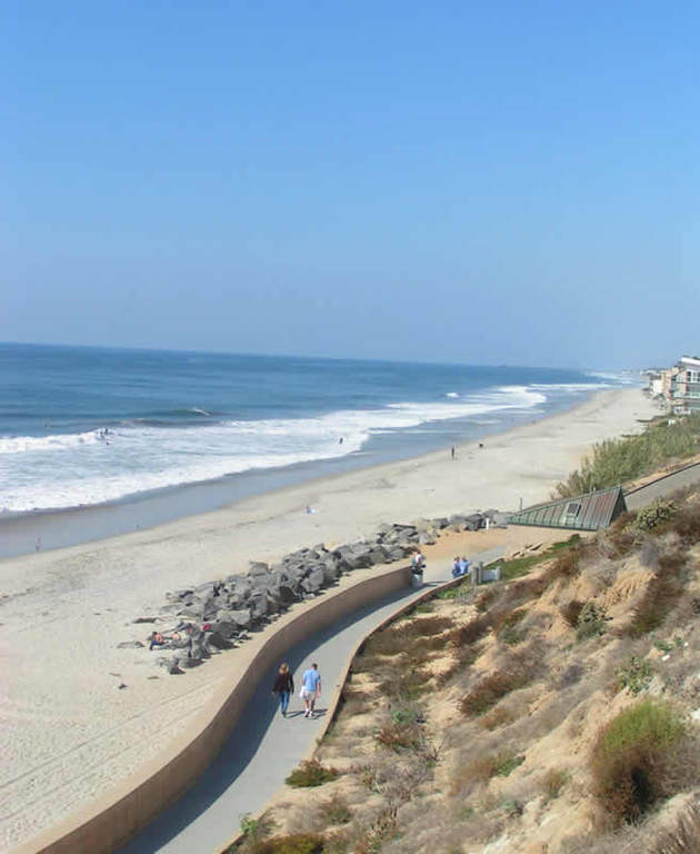 Carlsbad State Beach Aka Tamarack Beach - Beaches, Attractions/Entertainment - Tamarack Ave, Carlsbad, CA, US