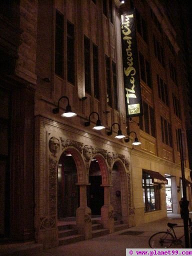 Second City - Attractions/Entertainment, Bars/Nightife, Hotels/Accommodations - 1616 N Wells St, Chicago, IL, United States