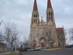 Cathedral of St. Helena - Ceremony - 530 N Ewing St, Helena, Mt, 59601, US