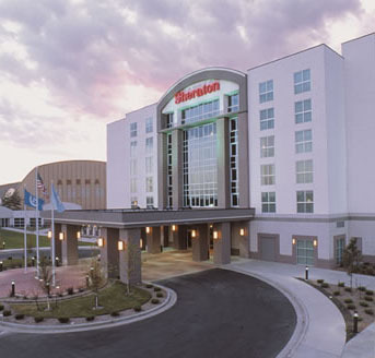 Sheraton Sioux Falls And Convention Center - Reception Sites, Hotels/Accommodations - 1211 Northwest Avenue, Sioux Falls, SD, United States