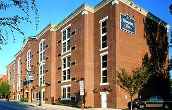 Hampton Inn Columbia Hotel Downtown Historic District - Hotels/Accommodations - 822 Gervais Street, Columbia, SC, United States