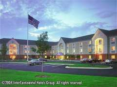 Candlewood Suites - Hotel - 4100 Pioneer Woods Dr, Lincoln, NE, 68506, US