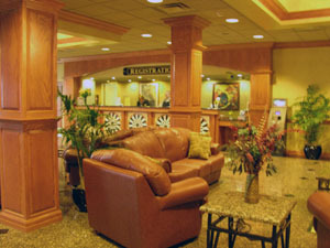 Holiday Inn - Reception Sites, Hotels/Accommodations - 17201 Northline Rd, Southgate, MI, 48195, US