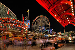 Navy Pier - Attraction - 600 E Grand Ave, Chicago, IL, USA