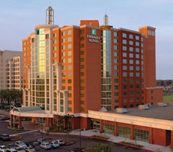 Embassy Suites- Anaheim South - Hotels/Accommodations, Reception Sites - 11767 Harbor Boulevard, Garden Grove, CA, United States