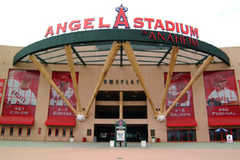 Angel Stadium of Anaheim - Entertainment - 2000 East Gene Autry Way, Anaheim, CA, United States