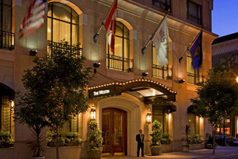 Westin Portland - Hotels/Accommodations, Attractions/Entertainment - 750 Southwest Alder St., Portland, OR, United States