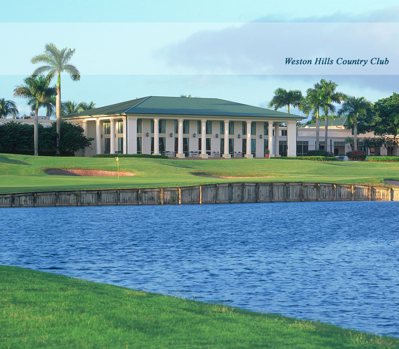 Weston Hills Golf Club - Reception Sites, Golf Courses, Restaurants - 2600 Country Club Way, Weston, FL, United States