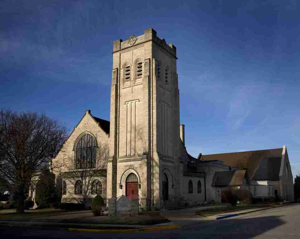 St. Mark's Lutheran Church - Ceremony Sites - 200 S Main St, Washington, IL, 61571, US