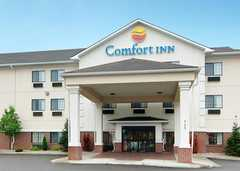 Comfort Inn Downtown - Hotel - 739 W Michigan Ave, Kalamazoo, MI, United States