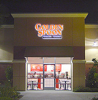 Golden Spoon Frozen Yogurt - Coffee/Quick Bites - 7150 Avenida Encinas, Carlsbad, CA, 92011, US
