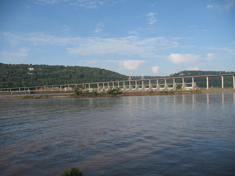 Big Dam Bridge - Attractions/Entertainment - 7600 Rebsamen Park Rd, Little Rock, AR, 72207, US