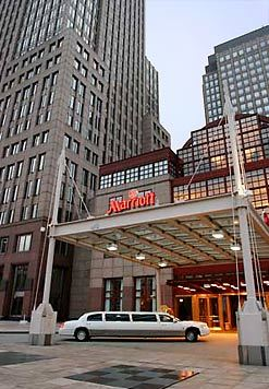 Marriott-downtown Key Center - Hotels/Accommodations - 127 Public Sq # 1, Cleveland, OH, United States