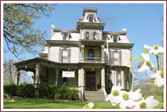 Garth Mansion - Rehearsal Dinner - 11069 New London Gravel Rd, Hannibal, MO, 63401, US