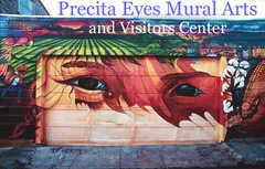 Precita Eyes Mural Tour - Attraction - 2981 24th St, San Francisco, CA, 94110, US