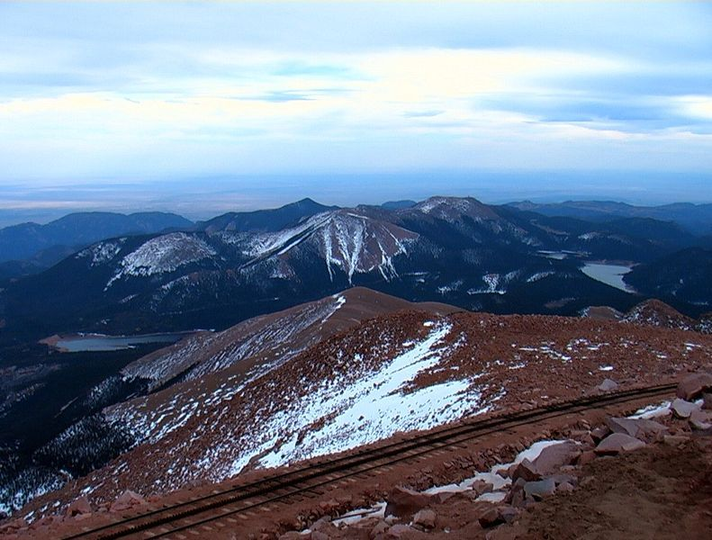 Pikes Peak Cog Railway - Reception Sites, Ceremony Sites, Attractions/Entertainment, Parks/Recreation - 515 Ruxton Ave, Manitou Springs, CO, United States