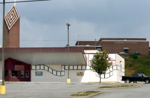 Cinemall Movie Theater - Attractions/Entertainment - 721 E Main St, Abingdon, VA, 24210, US