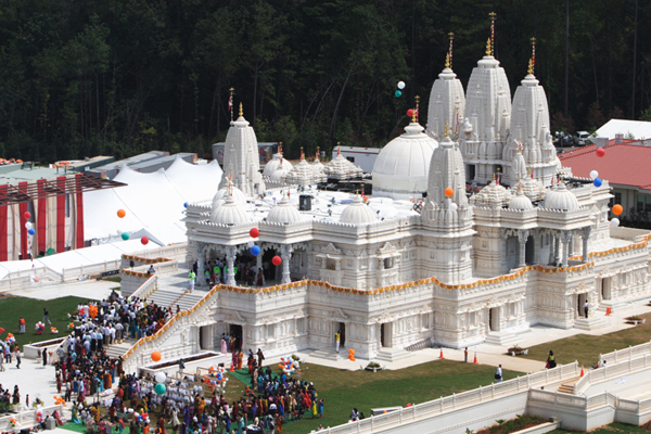 Swaminarayan Temple - Attractions/Entertainment - 460 Rockbridge Rd NW, Lilburn, GA, 30047, US