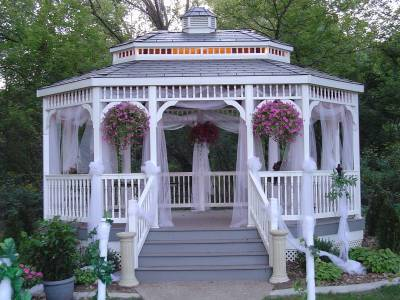 Gazebo - Ceremony Sites -