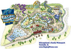Raging Waves Water Park - Attraction - 3598 Il-47, Yorkville, IL, 60560, US