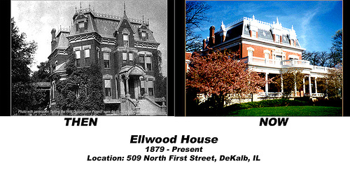 The Ellwood House Gardens - Attractions/Entertainment, Ceremony Sites - 509 N 1st St, DeKalb, IL, 60115, US