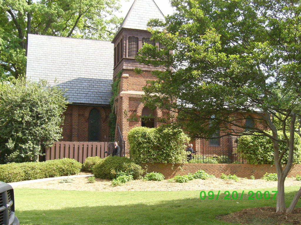 St. Mary's Chapel - Ceremony Sites - 1129 E 3rd St, Charlotte, NC, 28204, US