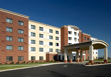 Courtyard Marriott - Hotels/Accommodations - 600 Campus Dr, Collegeville, PA, 19426
