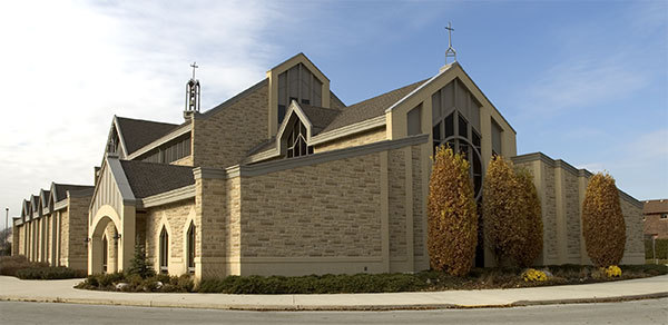 Saint Matthew Parish - Ceremony Sites - 1150 Monks Passage, Oakville, ON, L6M 2G3