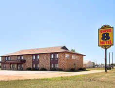 Super 8 Motel - Hotel - 34701 County Road 173, Melrose, MN, 56352-8172, US
