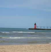 South Beach & Lighthouse - Ceremony - Monroe Blvd, Superior St, South Haven, MI, 49090, US