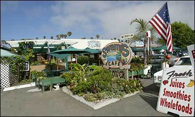 Swami's Cafe - Brunch/Lunch, Restaurants - 1163 S Coast Highway 101, Encinitas, CA, United States