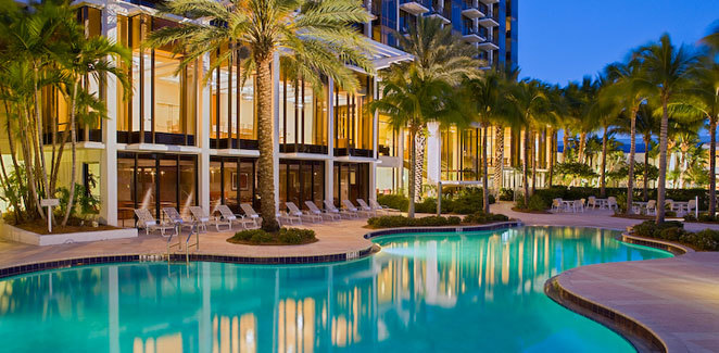 Hyatt Hotel - Hotels/Accommodations, Reception Sites - 1000 Boulevard Of The Arts, Sarasota, FL, United States