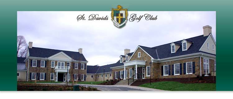 Reception @ St Davids Golf Club - Rehearsal Lunch/Dinner, Reception Sites - 845 Radnor Rd, Wayne, PA, 19087, US