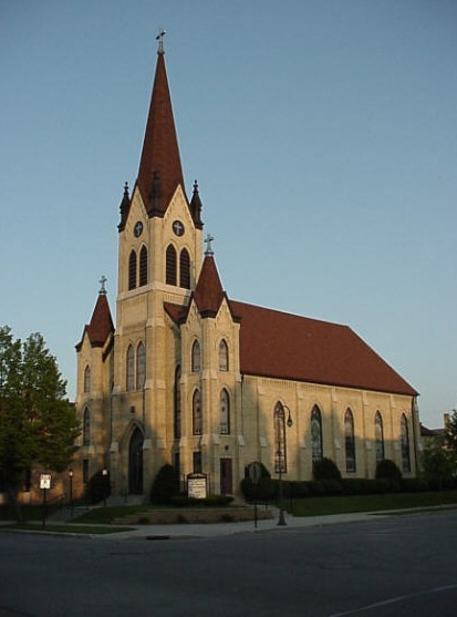 Bethlehem Lutheran Church - Ceremony Sites - 1121 Georgia Ave, Sheboygan, WI, 53081, US