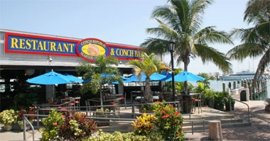 Conch Republic Seafood Company - Restaurants - 631 Greene St, Key West, FL, 33040