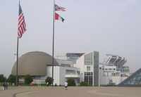 Great Lakes Science Center - Attraction - 601 Erieside Ave, Cleveland, OH, 44114